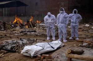 India sobrepasa las 4.000 muertes diarias por Covid-19