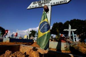 Brasil registró casi 50 mil nuevos contagios de coronavirus en las últimas 24 horas