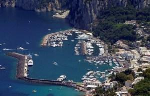 Capri, una nueva isla libre de Covid-19 en Italia