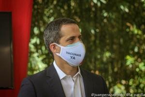 Guaidó pidió al G-7 que Venezuela sea incluida entre beneficiarios de donaciones de vacunas