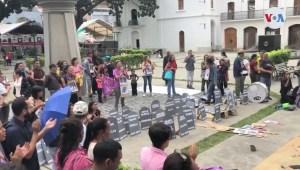 Denuncias de abusos a menores estremecen a Venezuela (Video)