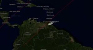 El Long March 5B, el cohete chino que se precipita a la Tierra, pasó por Venezuela (VIDEO)