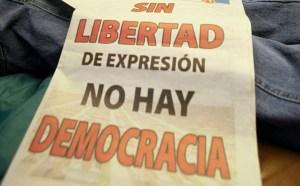 Venezuela figura entre los países con peores condiciones para ejercer el periodismo