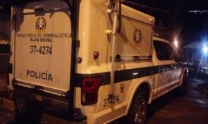 De varias puñaladas fue asesinada una venezolana en Medellín