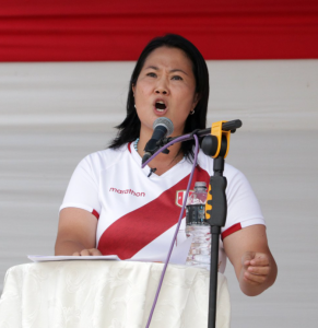 Fiscal asegura que Keiko Fujimori quiere evitar un juicio público por corrupción