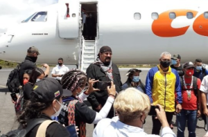 Queda al descubierto el motivo de la visita de Steven Seagal a Venezuela