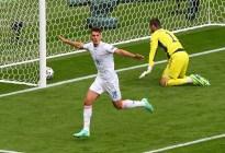 El MEGA GOLAZO que marcó Patrik Schick para República Checa en la Eurocopa que revoluciona las redes (VIDEO)