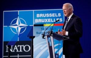 Biden endureció el tono frente a Putin antes de reunirse con él en Ginebra