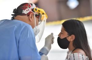 Colombia suma otros 352 fallecidos por Covid-19