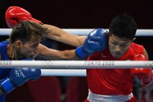 Yoel Finol se despidió de los Juegos de Tokio con derrota ante Ryomei Tanaka