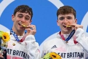 """""""Orgulloso de ser gay y campeón olímpico"""": El mensaje del británico Tom Daley, medallista de oro en Tokio 2020"""