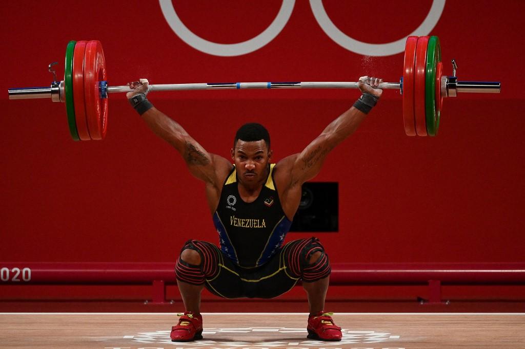 ¡ORGULLO NACIONAL! Julio Mayora se consagra con la plata para Venezuela en halterofilia olímpica