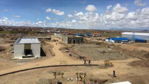 Bolivia inició obras del reactor nuclear de investigación más alto del mundo