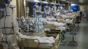 Terapeuta en Boston recibió casi un millón de dólares en facturas médicas después de recuperarse de Covid-19