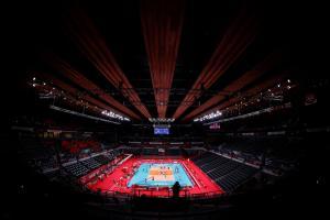 La selección venezolana de voleibol cayó frente a Polonia en Tokio 2020