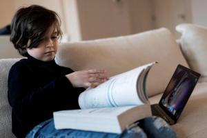 ¡SUPERDOTADO! Con apenas once años, un niño belga se graduó en Física (Fotos)