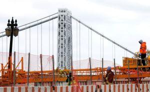 Schumer podría impulsar el debate sobre infraestructura en el Senado de EEUU esta semana