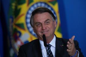 Bolsonaro aseguró que bajo su mandato no se ha visto una marca de corrupción