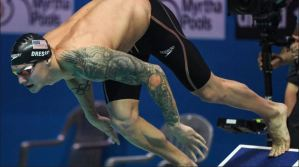 Caeleb Dressel, el heredero al trono de Michael Phelps