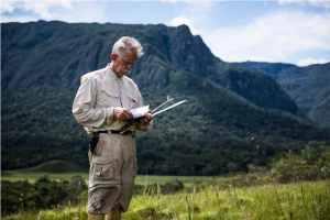 Charles Brewer alertó que mil hectáreas se han deforestado en el Parque Nacional Canaima