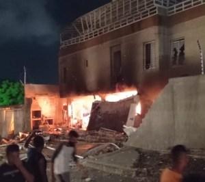 Madre y su bebé con pronóstico reservado tras quemaduras por explosión de vivienda en Maracaibo
