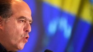 Borges clamó por urgente plan de vacunación ante la llegada de la variante Delta