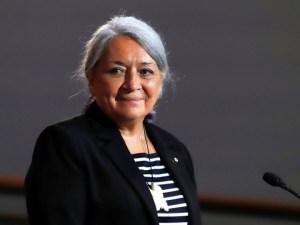 Mary Simon la primera gobernadora general indígena en Canadá