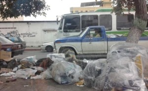 Recolección de basura en Mérida lleva seis días suspendida