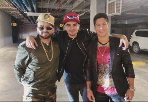 """Una canción escrita por Moly: Chyno y Nacho lanzaron """"Queriéndote"""""""