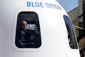Bezos ofreció descuento de dos mil millones de dólares a la Nasa por sonda lunar Blue Origin