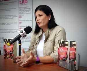 Paola Bautista de Alemán: Debemos construir una unidad política eficiente para desafiar al régimen