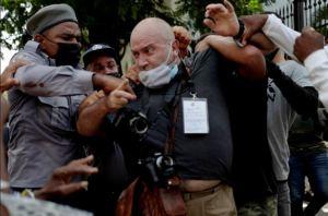 HRW denunció que en Cuba juzgan a detenidos sin el derecho a la defensa
