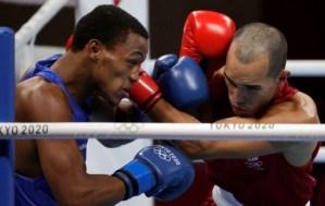 El sueño del boxeador venezolano Eldric Sella acabó en un instante en los Juegos Olímpicos
