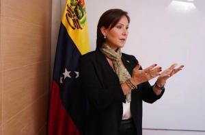 Fabiola Zavarce exigió presencia en la Unesco para constatar situación del Arco Minero