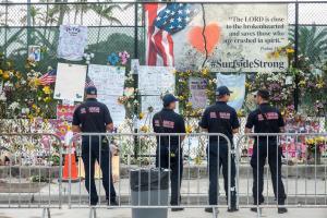 Sube a 94 la cifra de muertos en derrumbe de edificio en Miami