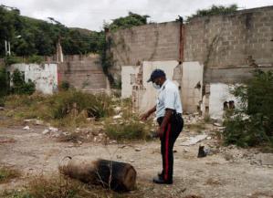 Murió calcinado por la explosión de una bombona doméstica en Santa Teresa del Tuy
