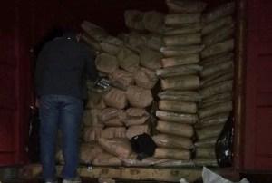 Encuentran un alijo de tres toneladas de cocaína, la mayor cantidad incautada en Paraguay (Fotos)