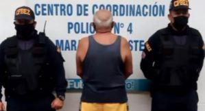 Zulia: Lo detuvieron por golpear a su esposa y cuñada cuando lo consiguieron con la amante