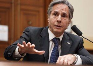 Blinken dice que los talibanes no conseguirán apoyo internacional a la fuerza