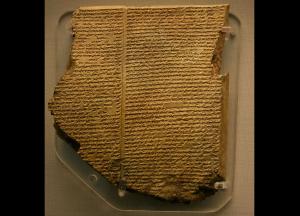 """""""Epopeya de Gilgamesh"""", la tablilla milenaria que EEUU podría devolver a Irak"""