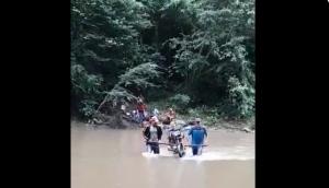 Productores denuncian la pérdida de sus cosechas por caída de un puente en Cojedes