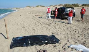 Fallecieron al menos 57 migrantes tras naufragio en las costas de Libia