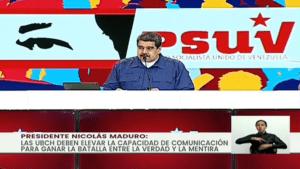 Maduro admitió que hubo denuncias de fraude en las paupérrimas postulaciones del Psuv