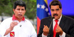 Extraoficial: Pedro Castillo habría invitado a Nicolás Maduro a su toma de posesión en Perú