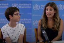 La pregunta de un niño sobre la pandemia que hizo llorar a una líder de la OMS