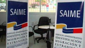 """Saime suspendió realización de trámites de pasaportes durante la semana """"radical"""""""