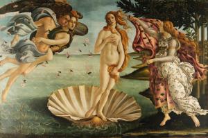 """""""El nacimiento de Venus"""", epicentro de la demanda de un museo italiano contra Pornhub"""