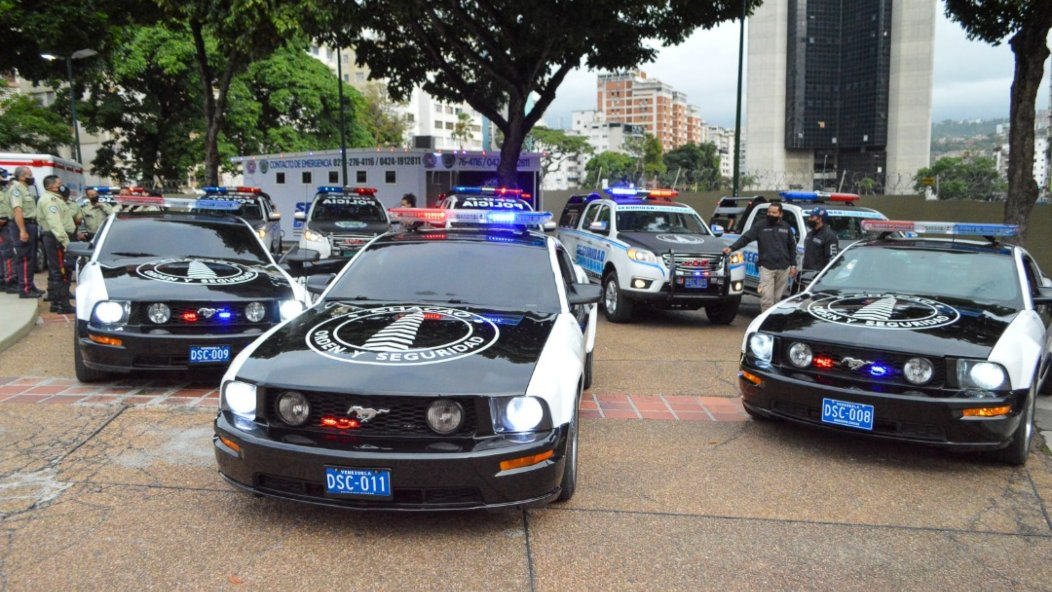 Los Mustang de Chacao: Nuevas unidades policiales, parapoliciales o propaganda política