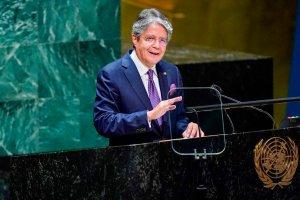 Guillermo Lasso propuso un impuesto especial a los ecuatorianos más ricos para afrontar los costos de la pandemia
