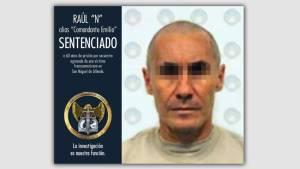 """Exguerrillero """"comandante Emilio"""", extraditado desde México comparece ante juez chileno"""